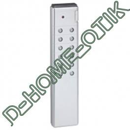 telecommande 24 directions - cde 12 produits eclairage - in one by legrand ref 88220