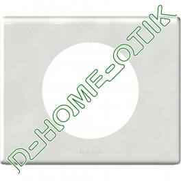plaque celiane - 1 poste - porcelaine ref 69321