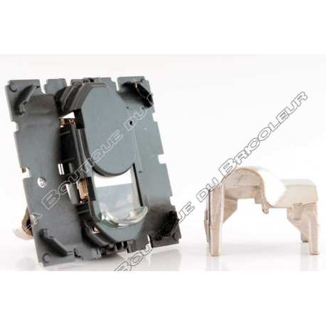 prise rj45 celiane - categorie 6a - stp - blindage metal - lcs2 ref 67346
