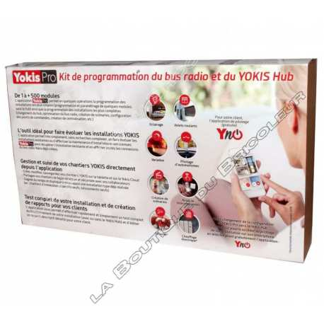 Kit yokispro tablette et yokey
