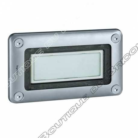 eclairage de circulation programme soliroc - 250 volts - ik10 - ip55 - leds blanches 2w ref 77867