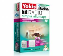 KIT RADIO simple allumage version 5