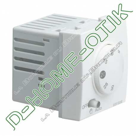 hager ws314 systo 2m thermostat electronique fil pilote