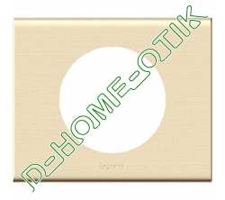 plaque celiane - 1 poste - erable ref 69211